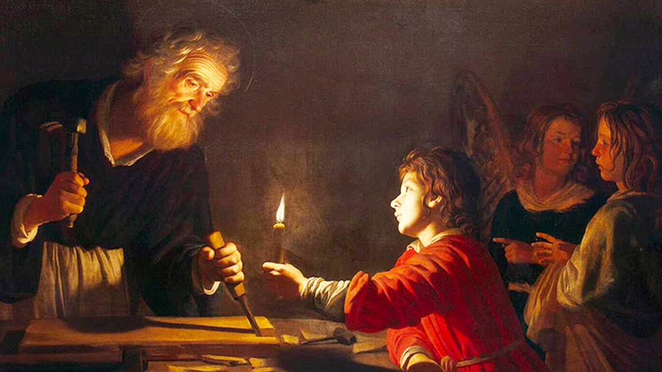 The Home that Joseph Built: A Reflection for the Feast of St. Joseph, the Worker