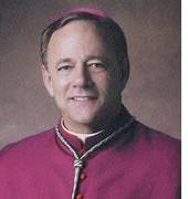 Coadjutor Archbishop-elect Michael Miller, C.S.B.