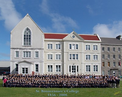 St. Bonaventure's College in St. John's Newfoundland