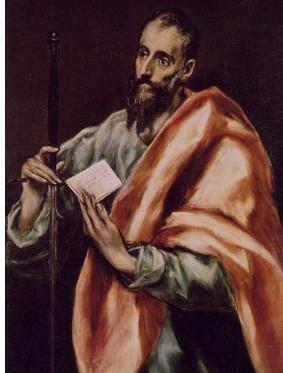 El Greco's St. Paul