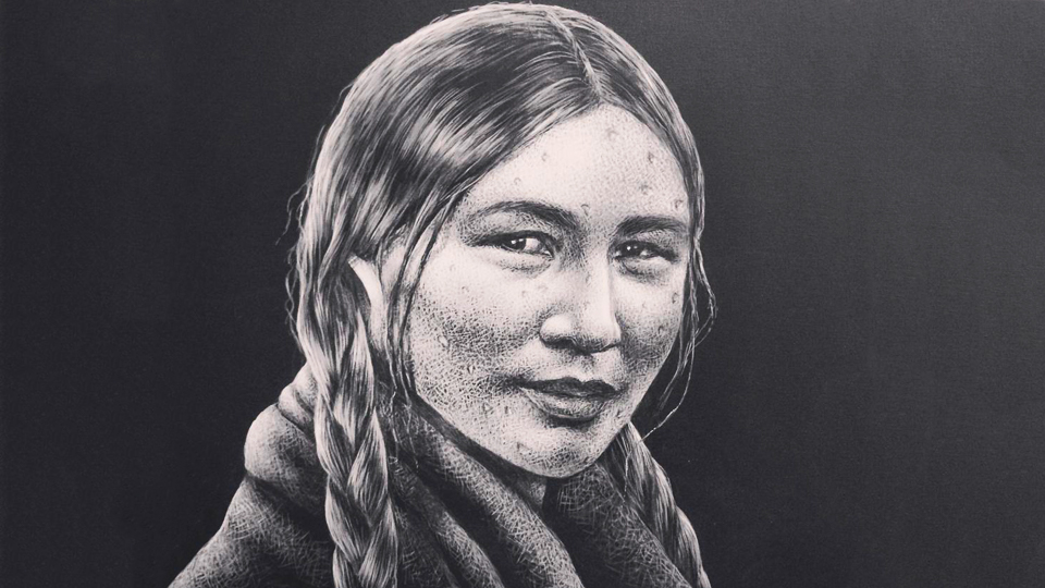 Blessed Kateri Tekakwitha, Mohawk Mystic of <br> North America