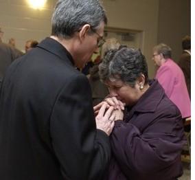 Bishop Fabbro & Victim