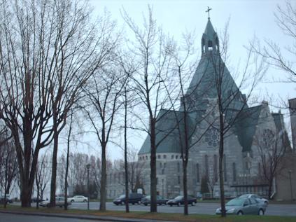 Le Sanctuaire de Notre-Dame-du-Cap à Trois-Rivières, Québec