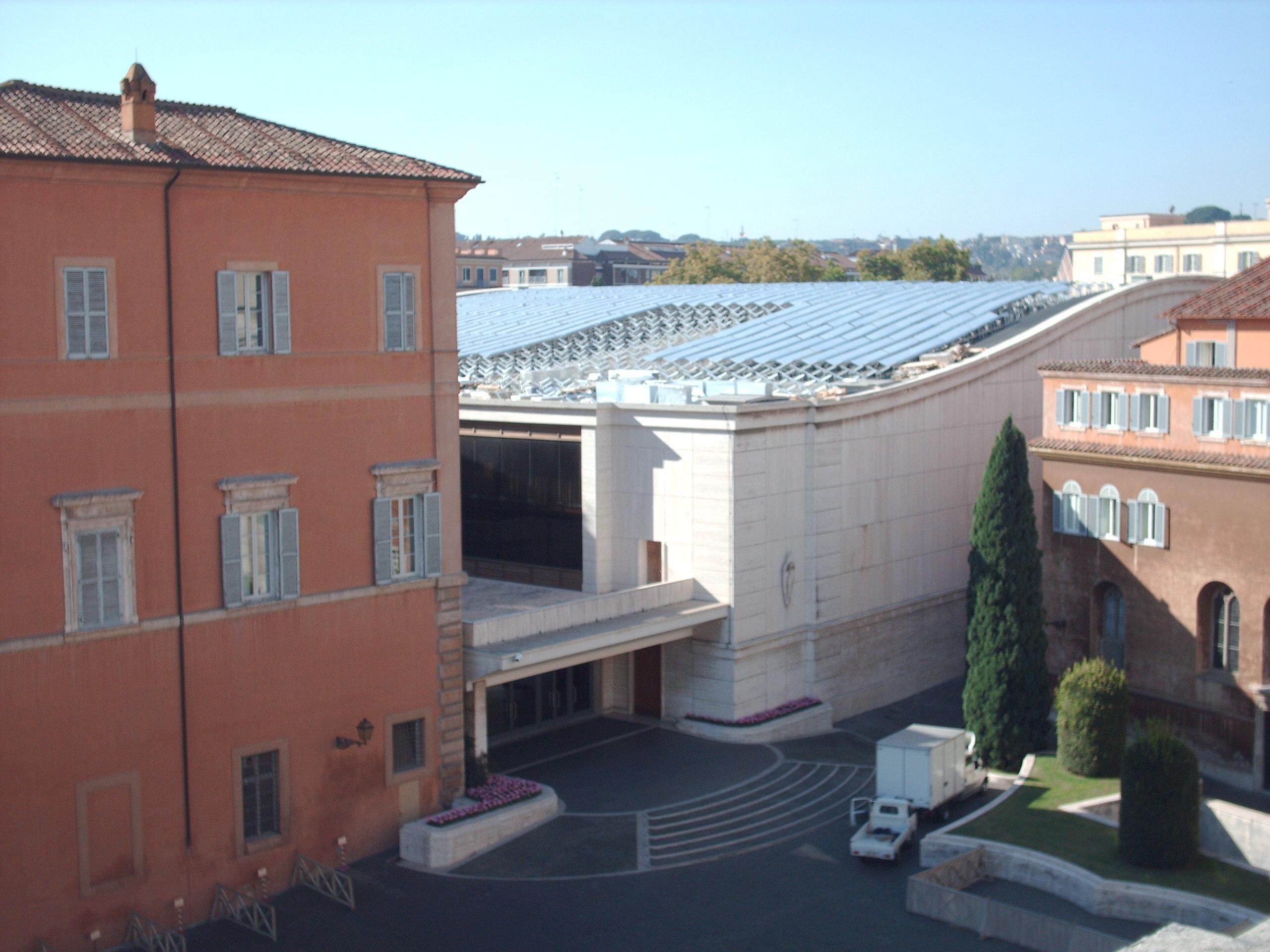 Paul VI Audience Hall