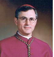 Bishop Ronald Fabbro, C.S.B. of London, Ontario