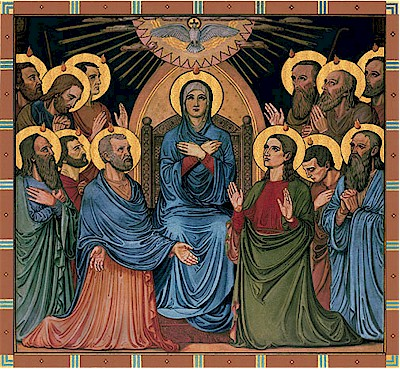 Pentecost The Holy Spirit In Sacred Scripture