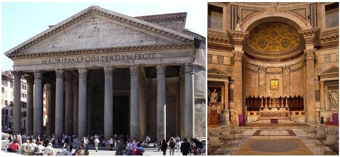Pantheon&Altar