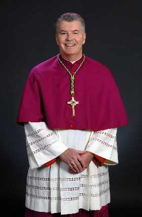 Bishop William McGrattan