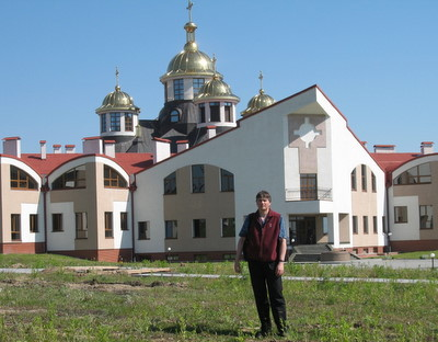 Dr Monczak in Ukraine