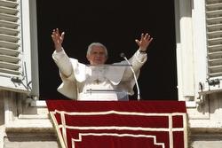 POPE-RETREAT
