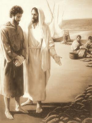 Jesus&Peter