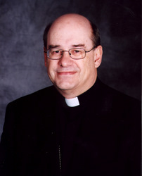Bishop Pierre Morissette, President of the CCCB