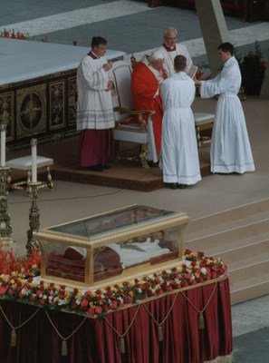 JOHN XXIII Beatification Mass