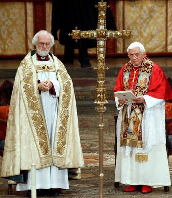 POPE-BRITAIN