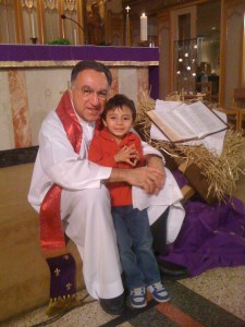 Fr. Thomas Rosica & Jonah Pace