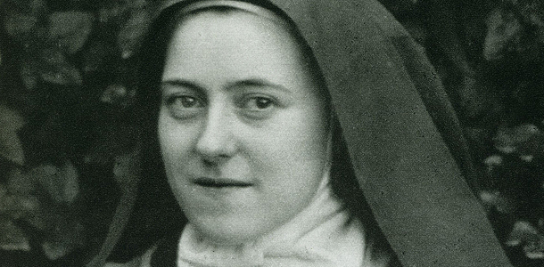 Dr. Thérèse, Heal us and pray for us!