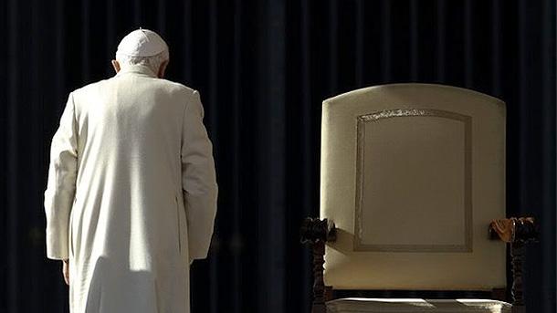 Benedict XVI Resigns