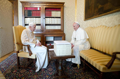 Popes Meeting