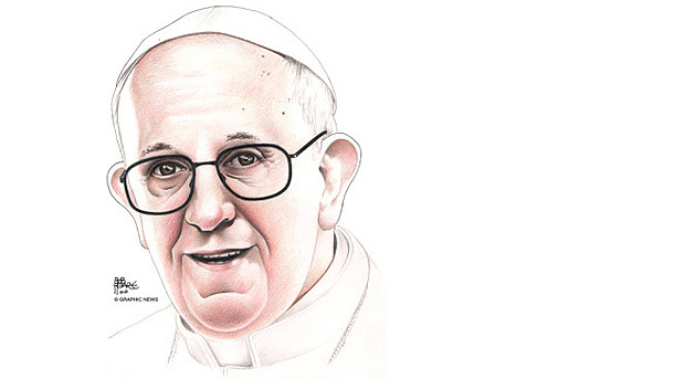 Is Pope Francis is a heretic? No, but he does raise questions