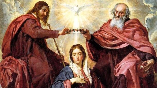 Najświętsza Maryja Panna jest Matką Kościoła