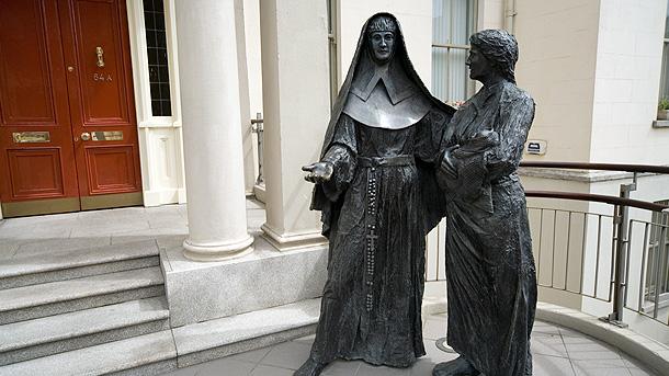 Sisters of mercy baggot street dublin