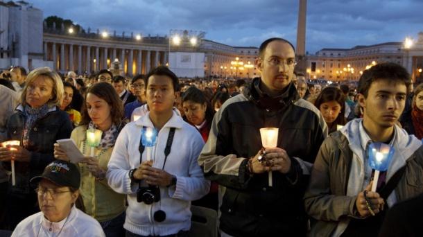 Marian Prayer Service