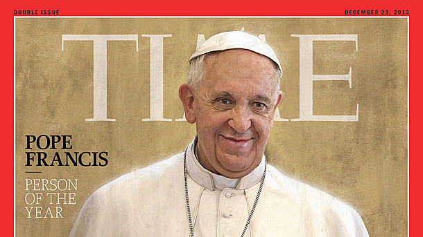 Pope Francis is TIME Person of the Year: Reaction