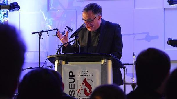 Fr. Rosica at Rise Up 2013