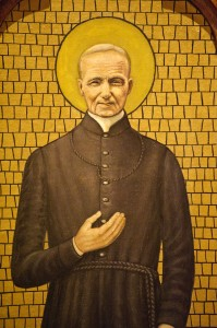 PAINTING OF BLESSED ANDRE BESSETTE