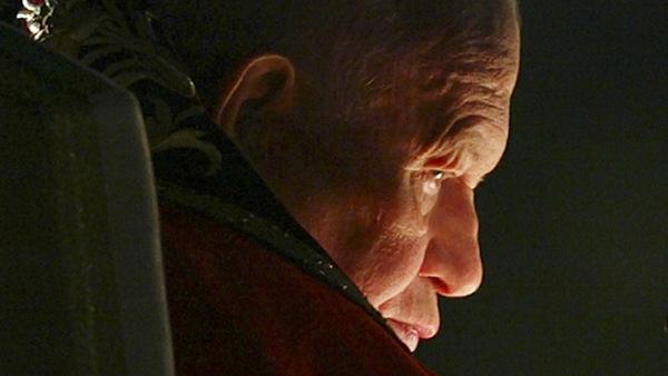 FILE PHOTO OF POPE JOHN PAUL II