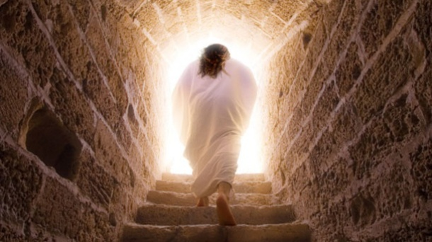 jesus resurrection a footprint within history but pointing beyond