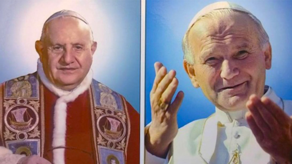 Holy Popes! Significance of the Canonization of John XXIII & John Paul II