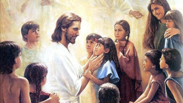 Jesus smiling cropped