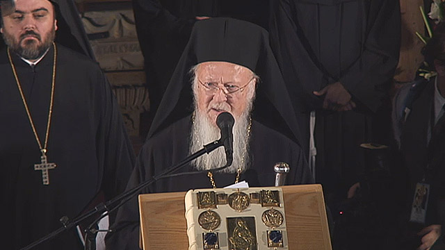 Common Declaration of Pope Francis and Ecumenical Patriarch Bartholomew I