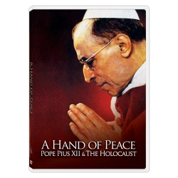 Pope Pius XII Hand of Peace