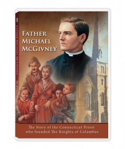 Father Michael Mcgivney DVD