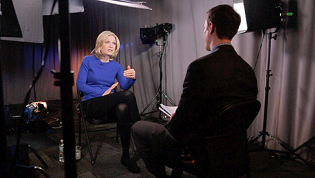 "Diane Sawyer says Pope Francis is beginning ""a new era"""