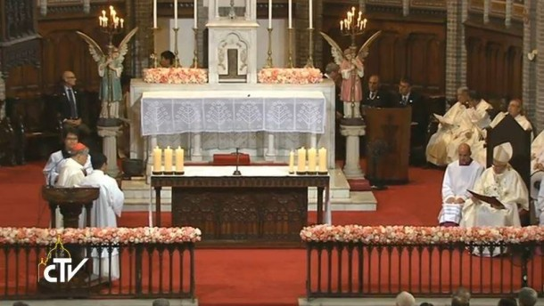Address by His Eminence Cardinal Andrea Yeum Soo-jung: Mass for Peace and Reconciliation