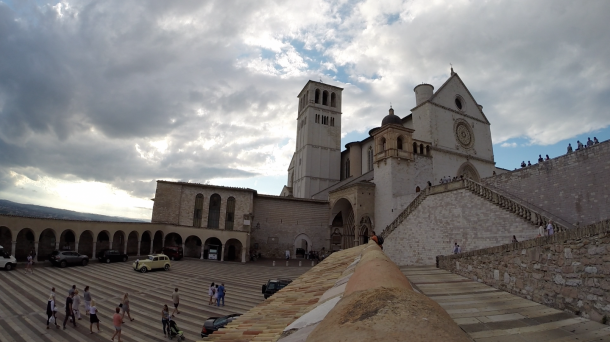 Assisi: A place of living history