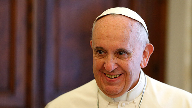 Pope Francis Addresses Second International Conference on Nutrition