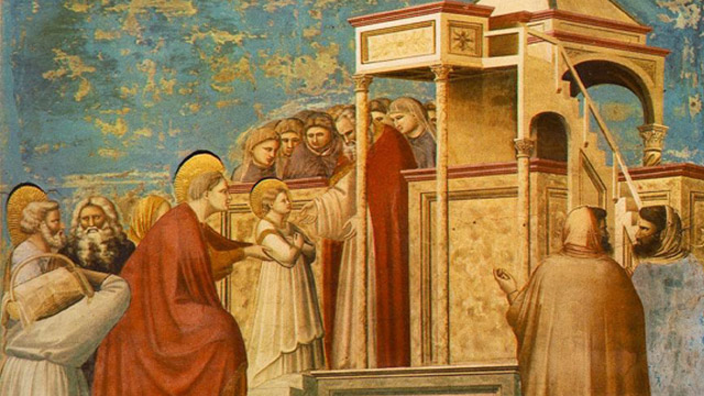 Feast of the Presentation of Mary in the Temple at Jerusalem