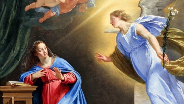 Annunciation cropped