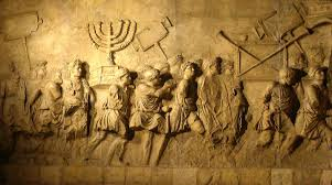 Miracle of Hannukkah engraving