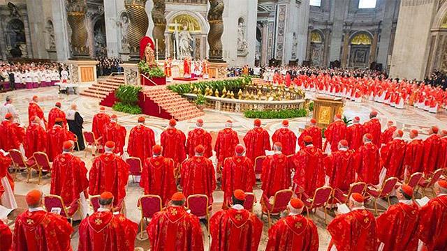 CardinalsConcelebration