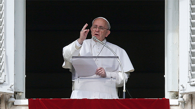 Pope Francis' Prayer Intentions for March 2015