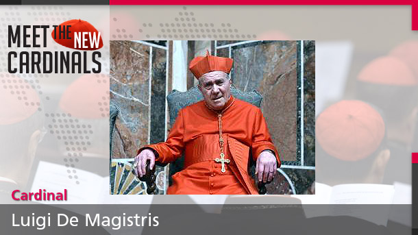 Meet the Cardinals: Luigi De Magistris