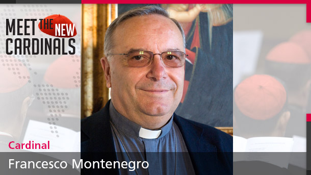 By <b>Cindy Wooden</b> Catholic News Service - francesco_montenegro