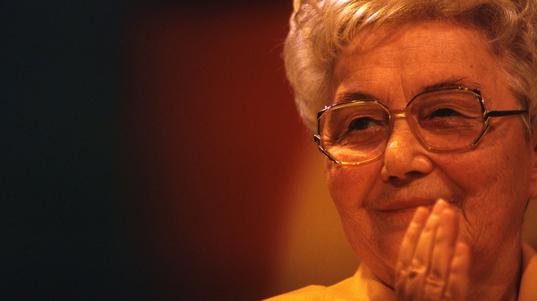 Pope Francis: Chiara Lubich, luminous exemplary lifeCheridan Sanders