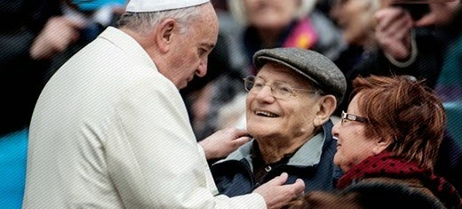 Francis & elderly