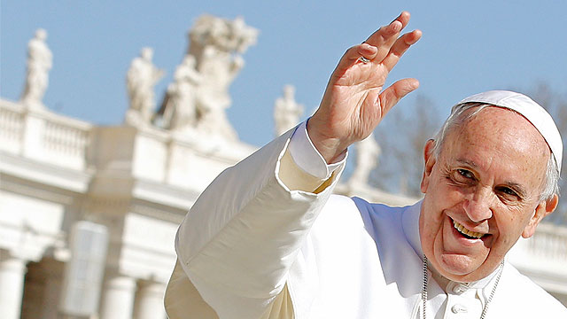 S+L's 10 Favourite Pope Francis Quotes